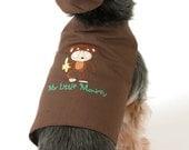 Dog Jacket Coat with matching hat