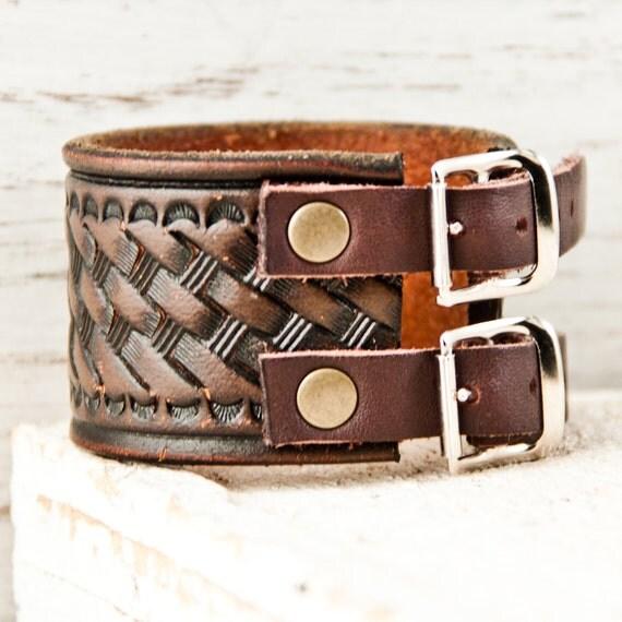 Women's Cuffs Wristbands Bracelets Leather Jewelry