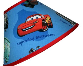 Cars III Lamp Shade - 4 x 11 x 7