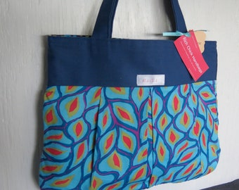 Colorful Print Purse