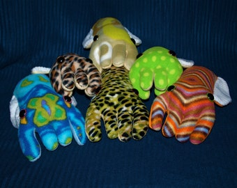 Pick one Cuddly Cuttlefish Plush from pics