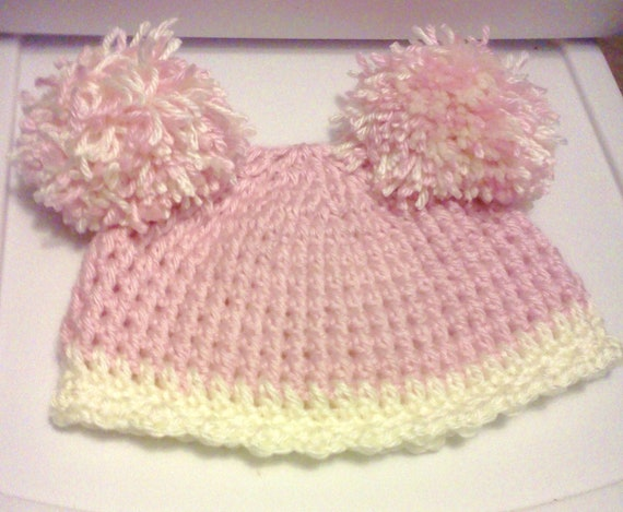Reserved for Tracy - Newborn Baby Beanie