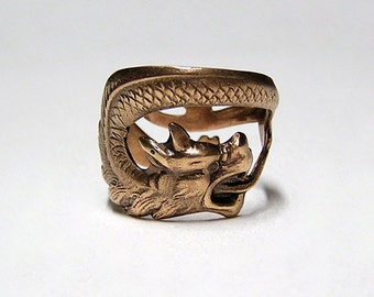 DRAGON SERPENT Ring (R)