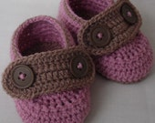 Baby Booties,Baby Shoes, Boots for Baby, Newborn Boots, Crochet Baby Booties, choose your size and colour