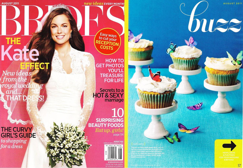 Wedding Cake Topper Edible Butterflies Teal Blue Green set