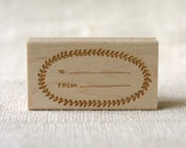 SALE - Rubber Stamp - To From