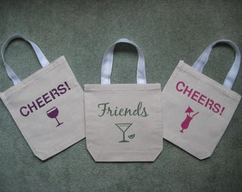 Bachelorette Welcome Bags