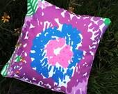 Oversized Bloom Pillow
