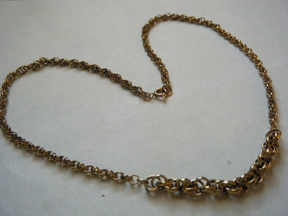 10K Gold Filled Chain Necklace