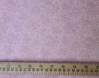 Pink Dotted Floral Penelope   LH11036PNK Lakehouse Dry Goods French Fabric