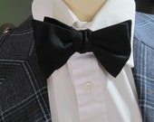 Normal to Formal just Black Bow Tie