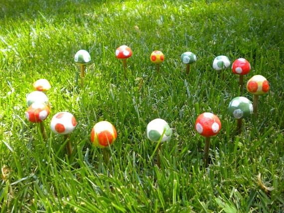 nintendo mini mushroom fairy ring