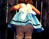 Sweet Custom Little Bloomers Ruffle Pantaloons to Match your Costumes & Party Dresses