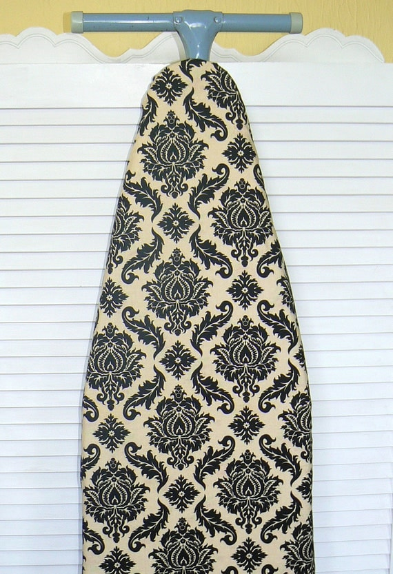 Ironing Board Cover -  Cavern Damask