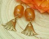 East of the Nile, Vintage Bead Earrings