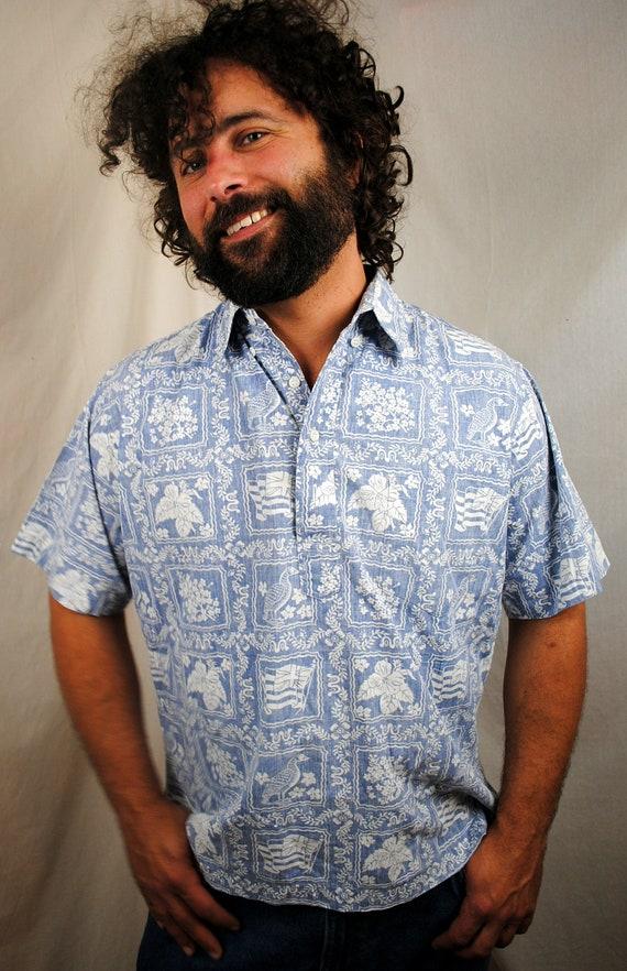 Vintage Reyn Spooner Hawaiian Shirt