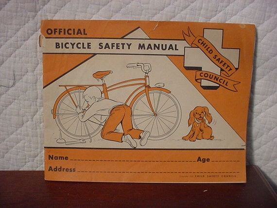 Bicycle Safety Manual Official