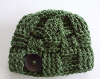 Baby Woven Hat, Toddler Basketweave Hat, Texture Hat