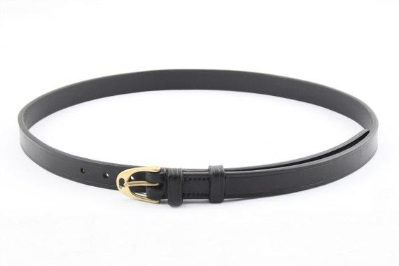 Stirrup Leather Belt