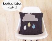 10% off SALE - Rain Beau cushion cover