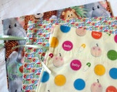 Childrens' Gift Bags Set of 3