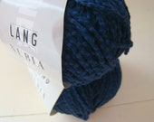 Lang Nubia Cotton Blend Yarn Lovely Dark Navy Last TWO