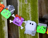 Halloween Spooky Banner Craft Kit