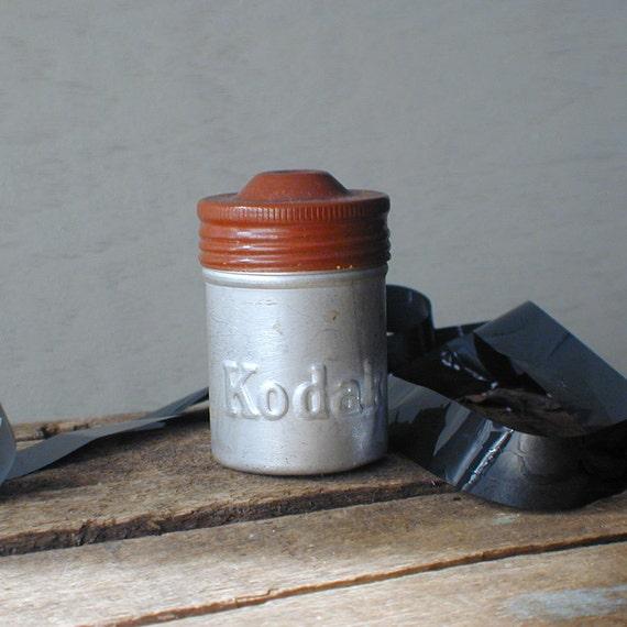 Kodak Metal Film Cannister