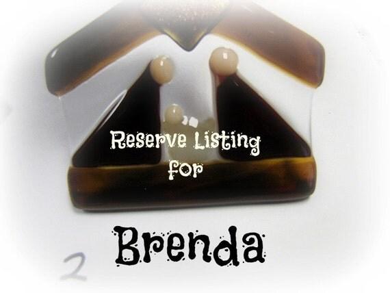 Reserve listing for Brenda