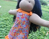 Waldorf Summer Outfit for 14 to 16 inch Dolls