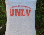 UNLV t shirt UPCYCLED into the STYLE of Your Choice