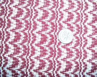 Reproduction Civil War Fabric - 1 Yard Piece - DESTASH