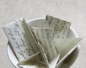 Tiny Love Notes - Script