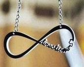 Infinite Directioner Necklace