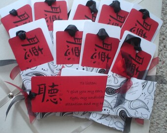 Promotional Personalized Bookmarks
