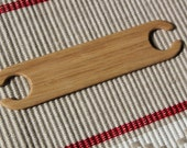 "Flat stick shuttle Tablet weaving Card weaving Shuttle. Oak ""Mini"". Ancient medieval viking art inkle loom weaving loom craft work SCA"