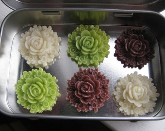 CLEARANCE: Flower Bouquet Magnets