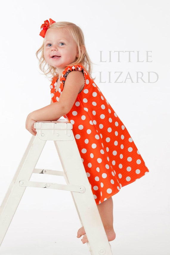 Girls Easy Dress Sewing Pattern - Aline Top / Shirt - PDF Tutorial, Easy