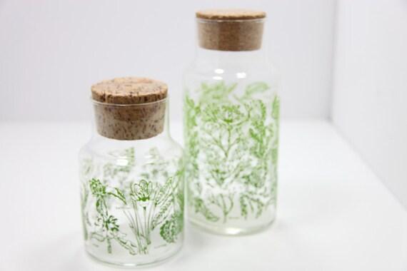 corked vases