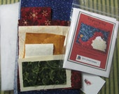 Kringle Mug Mat Kit with Pattern
