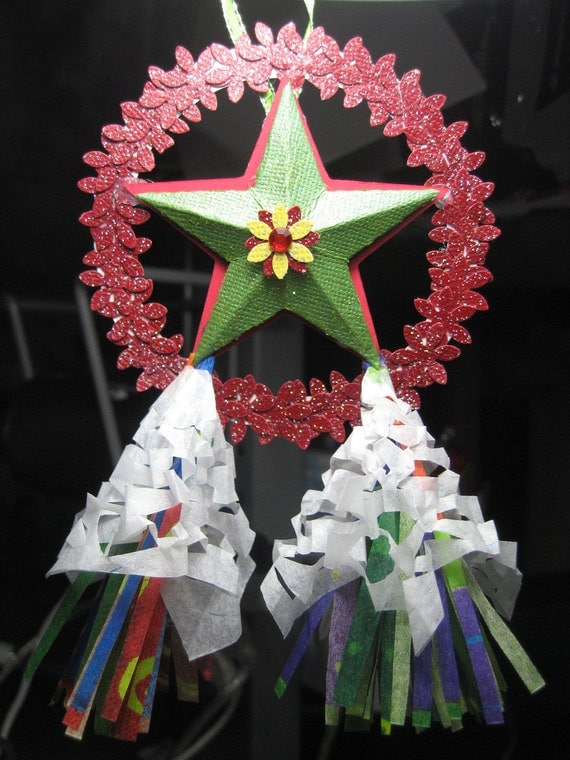 Miniature Filipino Christmas Lantern Aka Parol Christmas