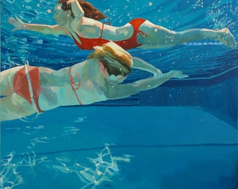 """Endless Summer: 16x20"""" Archival Print- Signed"""