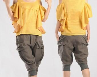 Large size double-layer vest