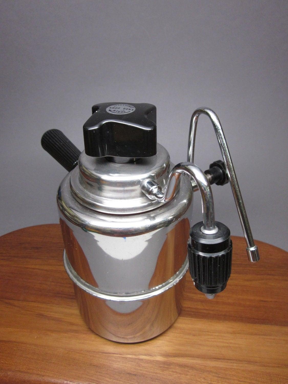 Elebak Stovetop Espresso Maker & Milk Frother by SwearToMod