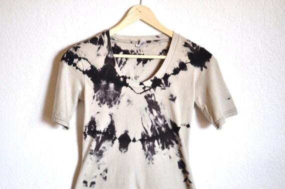 Beige and Black Sandstone Sundress - Small