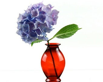 "Red Bud Vase, As seen in ""InStyle Magazine"""