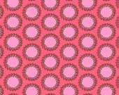 Amy Butler Fabric - Soul Blossoms - Laurel Dots Cherry - 1.5 yard