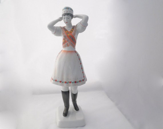 Reserved for erin1302 - Traditional Costume Figurine - Hungary - Europe