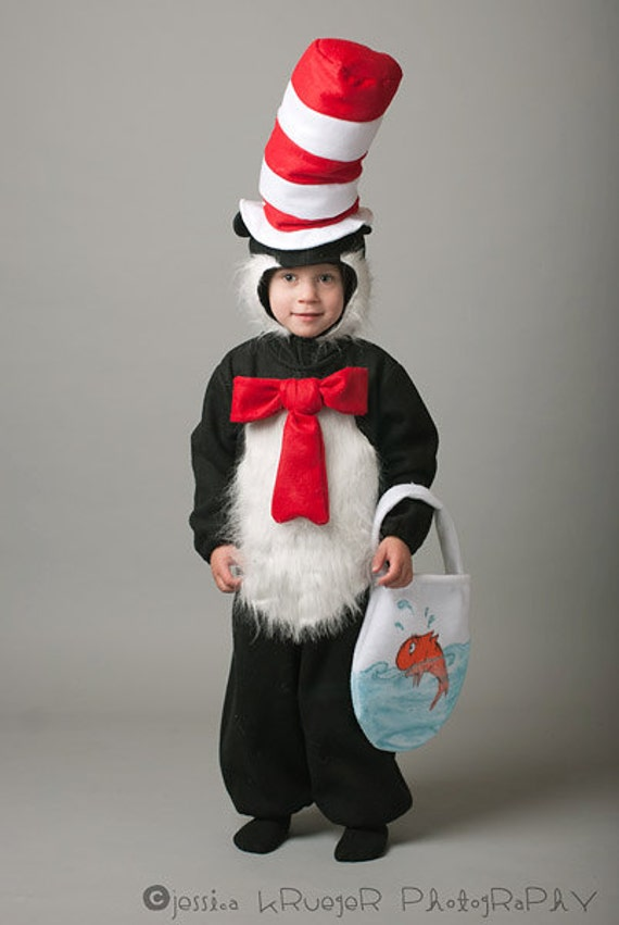 RESERVED do NOT purchase----Cat in the HAT costume----Dr. Seuss--