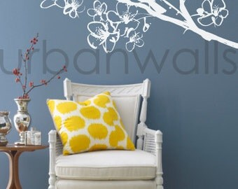 Vinyl Wall Sticker Decal Art - Spring Time